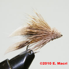 Fly of the Month Club-Muddler Minnow Streamer Fly